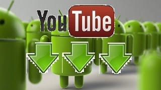 Как скачать видео с ютуб на андроид способ без программ