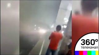 ЧП на станции «Автозаводская» в московском метро попало на видео - ANEWS
