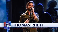 Thomas Rhett Performs 'Remember You Young'