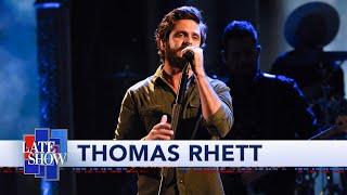 Thomas Rhett Performs 'Remember You Young'
