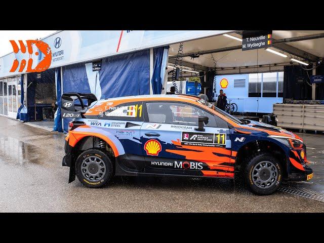 Acropolis Rally Greece 2021 -  Race Prep, Suspension Tuning, Rally Carwash