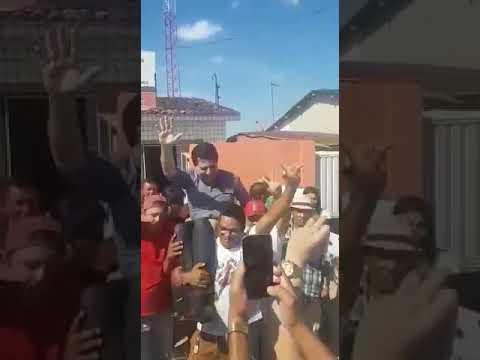 MANOEL JÚNIOR O LÍDER DE POLÍTICO DE PEDRAS DE FOGO
