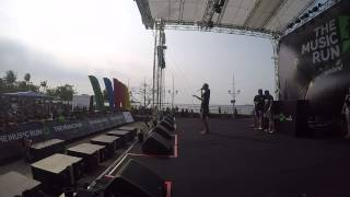 MUSIC RUN 2015 Indonesia | Jakarta Beatbox [Full Performance]