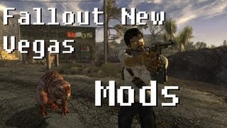 Fallout New Vegas Mods - Gas Masks of the World | Part 1