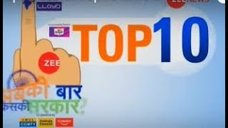 Election Top 10: Watch Top 10 news of Lok Sabha Elections 2019