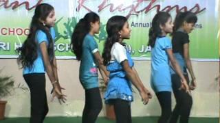 vinisha jagtial Jyothi Excellense school jagtial.MPG