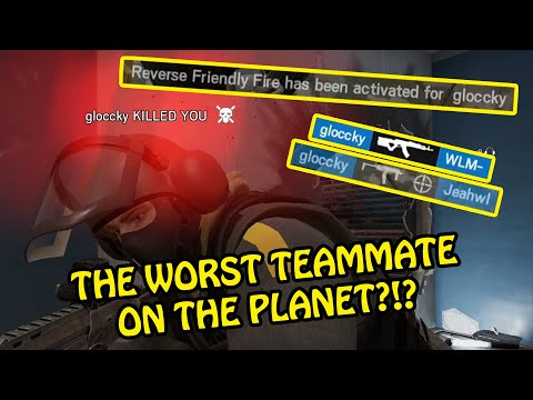 THIS IS WHY I NEVER SOLO QUEUE!! - Rainbow Six Siege