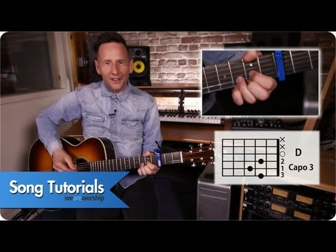 Martin Smith - Back To The Start - Song Tutorial