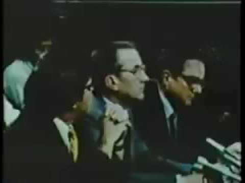 C.I.A Mind Control Hearing 1975