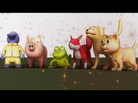 piggy   frog   dog   the hottest animated cartoon cat in 2019