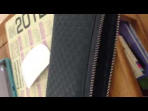 pretty nice 832c8 859dc Gucci travel document card holder case