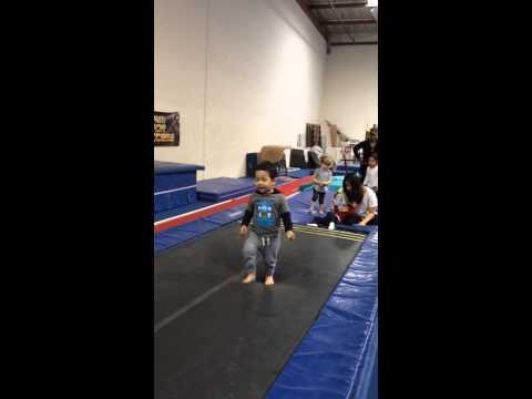 1/26/2015 Field Trip at PDA USA Gymnastics academy