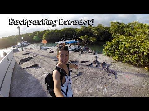 Backpacking Ecuador!