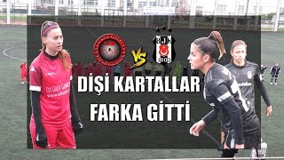 TFF KADINLAR 1. LİGİ FATİH VATAN - BEŞİKTAŞ MAÇ ÖZETİ Womens Football  Game Highlights