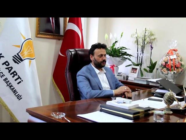 Mardinliler Derneğinden AK Parti'ye ziyaret