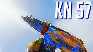the BEST GUN - (BO4 Best KN-57 Class Setup)
