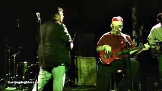 "2009-12-21 Blues Cat ""A Blues Christmas"""