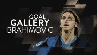 ZLATAN IBRAHIMOVIC | All of his 66 Inter goals