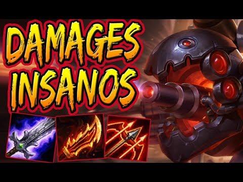 ?REVENTANDO CON KOG'MAW? Y LAS TONTERIAS RARAS DE RIOT   | League of Legends | Drake Rajanj thumbnail