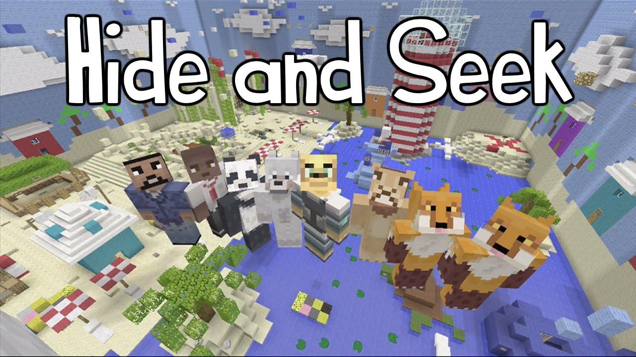 Minecraft Xbox Hide And Seek Beach Life