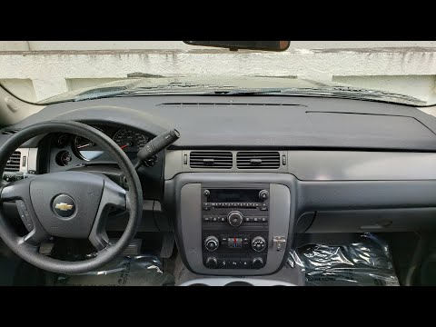 Fixing A Cracked Dash On 2007-2014 Chevy Suburban, Tahoe, Avalanche