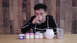 有了酸奶机,再也不用舔瓶盖了  几分钟学会自制酸奶和米酒
