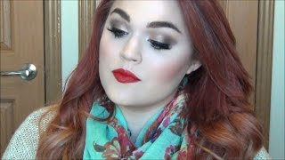Meet Me Under the Mistletoe | Makeup Tutorial (Naked 2)