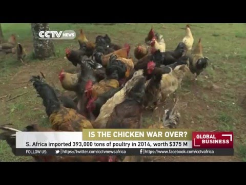 Is the chicken war between South Africa, US over?