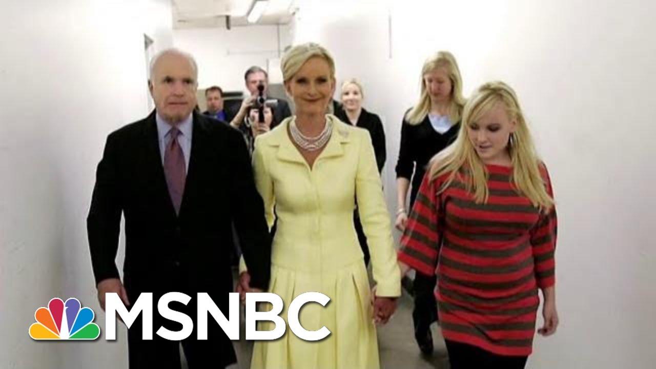 Meghan McCain Remembers Her Father Sen. John McCain | MSNBC
