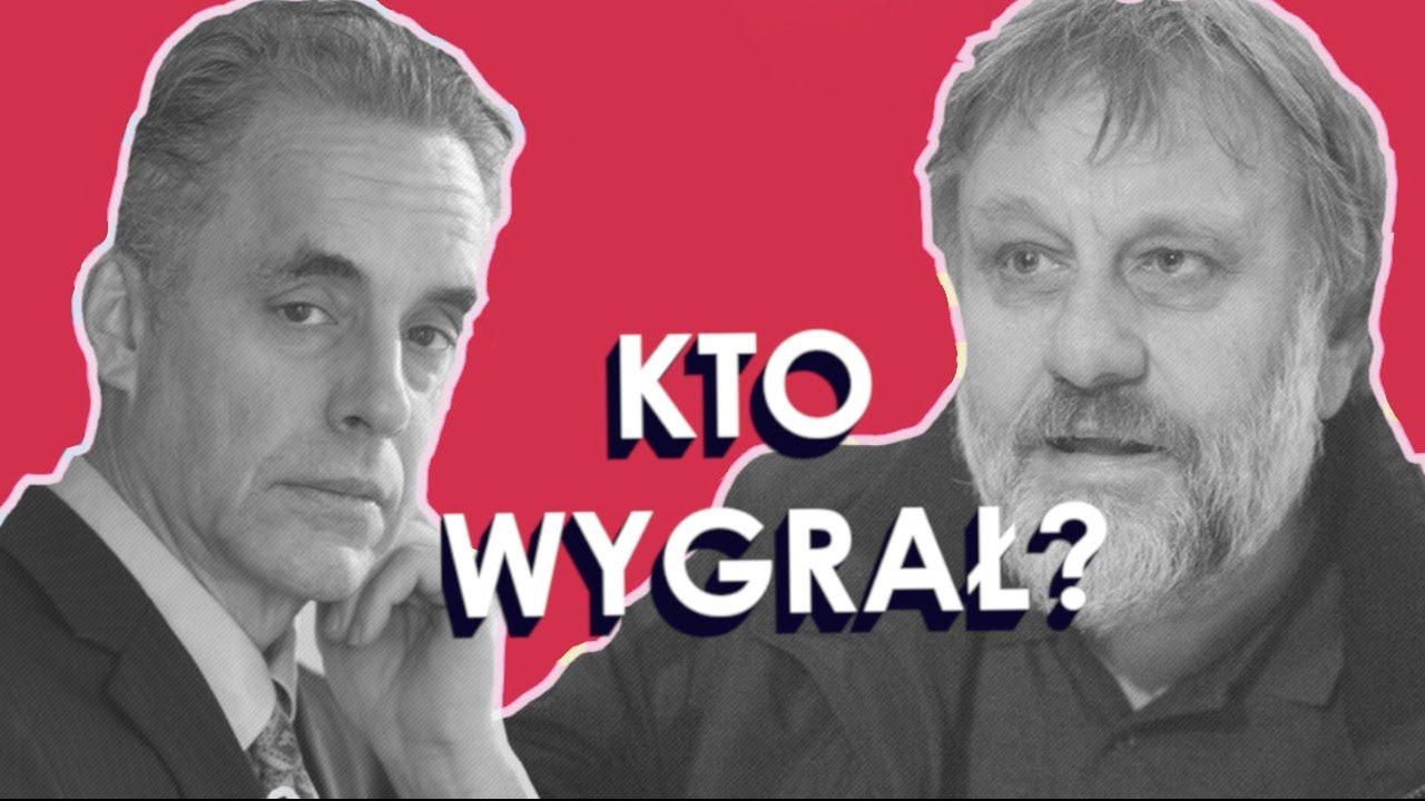 sklep dostępność w Wielkiej Brytanii kup tanio Žižek vs Peterson - Analiza debaty wraz z Wojną Idei