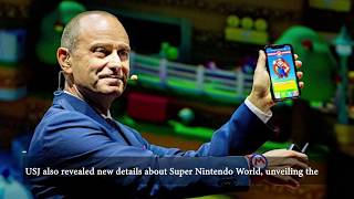 Attractions News 18.01.20 | Super Nintendo World | Rise of the Resistance | Harry Potter NYC store
