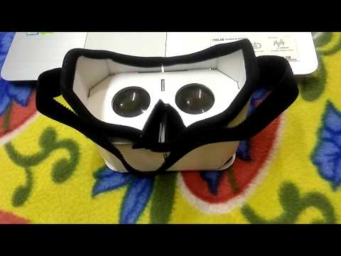 Google Diy 3d Cardboard Glasses