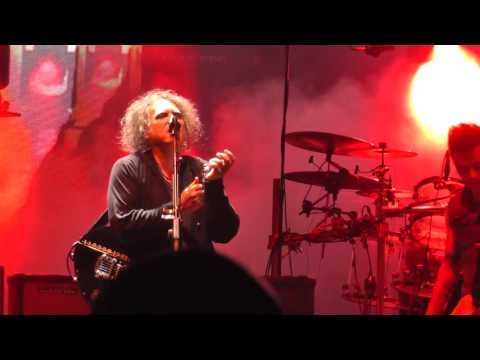 The Cure - Kyoto Song - Live Budapest 27.10.2016