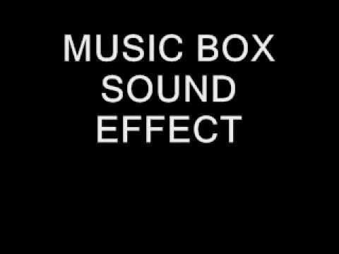 Music Box Sound Effect