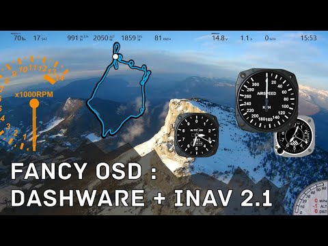 Fancy OSD : Dashware + iNav - PakVim net HD Vdieos Portal