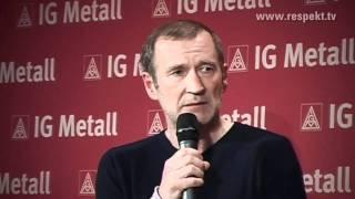 Peter Lohmeyer zum Thema »Respekt!« am Arbeitsplatz