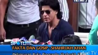 Spotlite - Fakta dan Gosip Shahrukh Khan