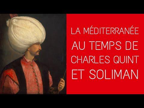 5ème - La Méditerranée au temps de Charles Quint et Soliman