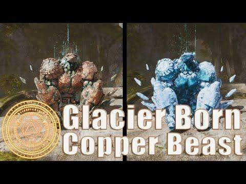 Glacier Born and Copper Beast Rampage Skin Spotlight - Paragon