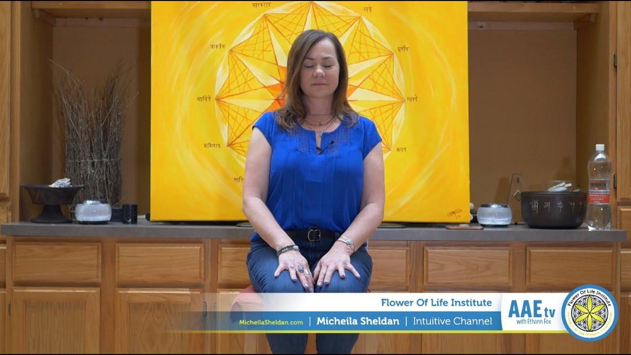 AAE tv | Beyond the Veil | The Council of Light | Micheila Sheldan | 9 7 19