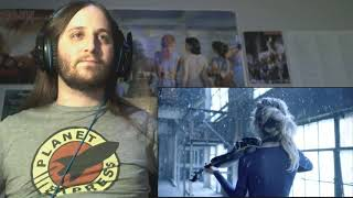 Lindsey Stirling - Carol Of The Bells (Reaction)