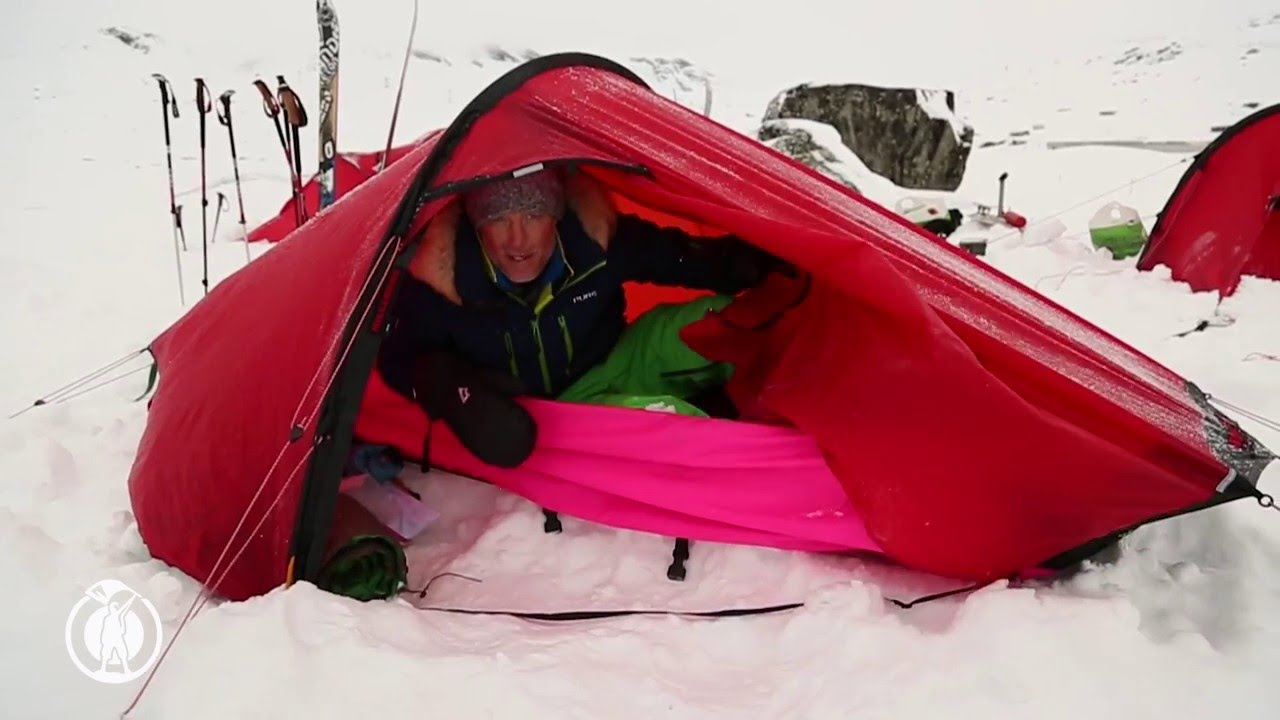 & Hilleberg Tent Review: Akto (1-man tent) - YouTube