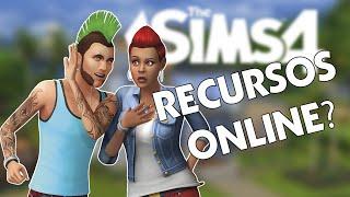 The Sims 4 - Recursos Online? Janelas de Bate Papo?(, 2014-07-26T17:00:10.000Z)