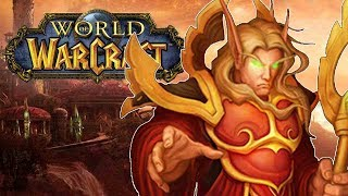 Switching to Horde and Jumping Servers - World of Warcraft Gameplay  - Returning Player