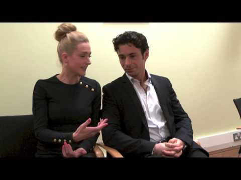 Riverdance's Padraic Moyles and Niamh O'Connor ahead of their Chinese tour - WorldIrish.com