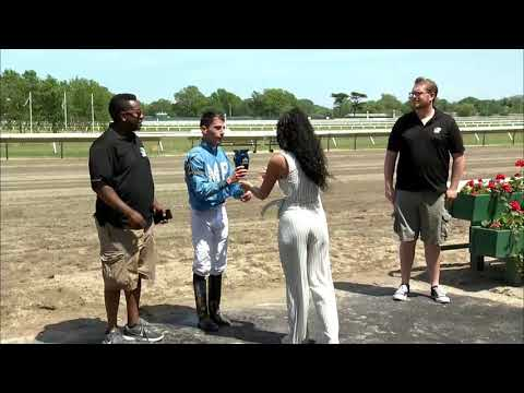 video thumbnail for MONMOUTH PARK 5-26-19 RACE 4