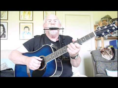 Guitar and Harmonica: Never Tire Of The Road (Including lyrics and chords)