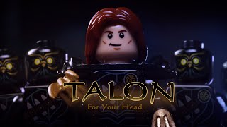 Lego Talon VS Batman