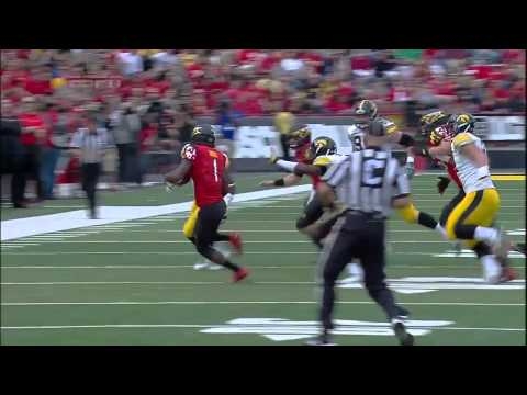 Iowa vs Maryland 2014 (Condensed)