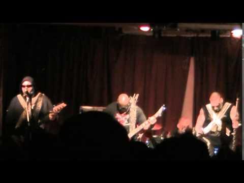 Blasphemy Live in Montreal 2014 at RRROOOAAARRR